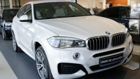 BMW X6 xDrive40d Sport Activity Coupé