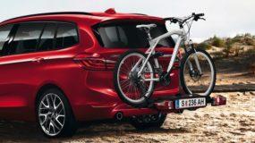 Original BMW Fahrrad-/E-Bike-Halterung