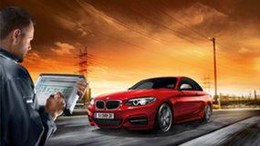 BMW Klima Check.