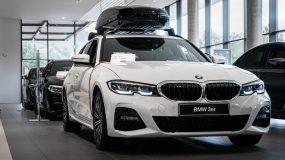 Der BMW 320d xDrive Touring