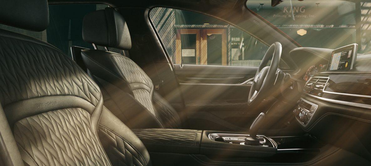 BMW 7er Limousine