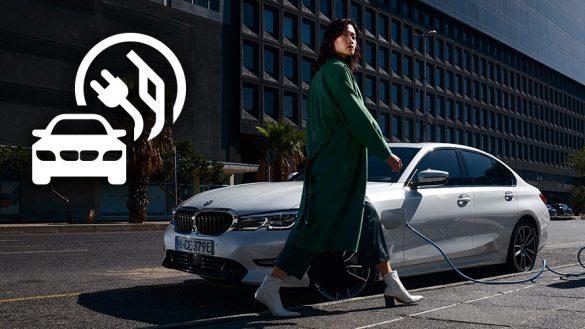BMW Plug-In Hybrid