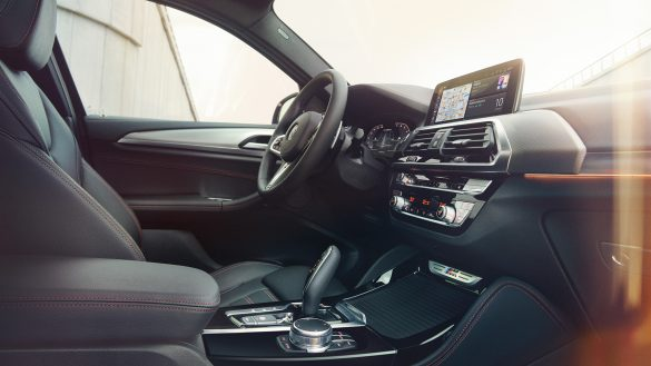 BMW X4 Interieur