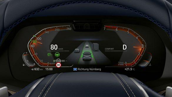 BMW X7 Fahrerassistenzsysteme