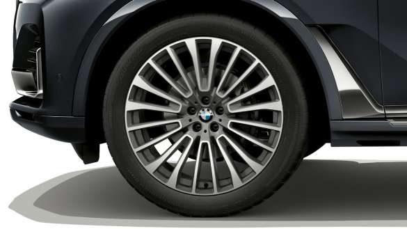 BMW X7 22'' Leichmetallräder
