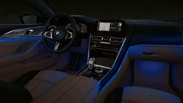 BMW 8er Gran Coupé ambientes Licht