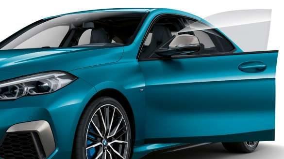 BMW 2er Gran Coupé rahmenlose Türe