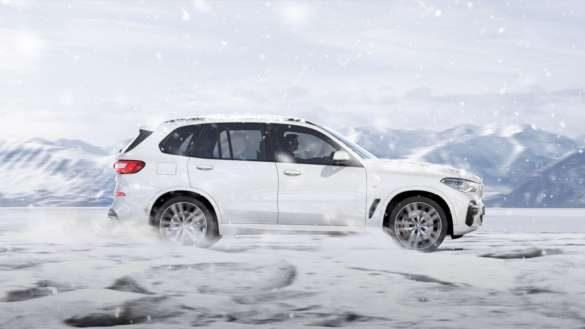 BMW X5 xSnow