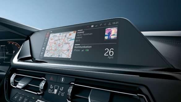 BMW M440i xDrive Cabrio Live Cockpit Professional
