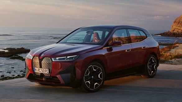 BMW iX Design