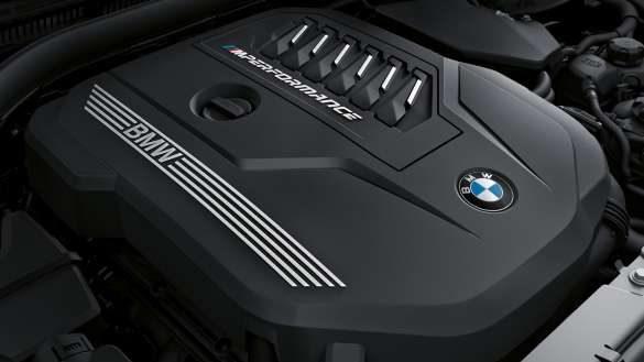 BMW 4er Gran Coupé Motor